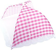 Collapsible Food Umbrella Cover Pop Up Dome Mesh