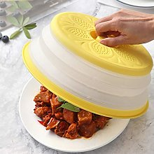 Collapsible Kitchen Colander/Strainer (Yellow)