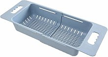 Collapsible Over The Sink Colander,