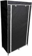 Collapsible Wardrobe 45cm Wide Portable Wardrobe
