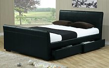Collierville Upholstered Storage Bed Frame