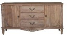 Colombier Belle French Weathered Sideboard Lily