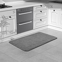 Color&Geometry Kitchen Mat Absorbent Kitchen Rug