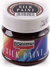 Color Silk Light Brown 50ml, Pentart, Colors,
