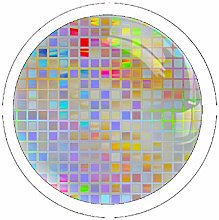 Colorful Art 4PCS Drawer Knob Pull Handle Crystal