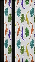 Colorful Dinosaurs Refrigerator Door Handle Covers