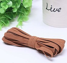 Colorful High Elastic Round Elastic Bands 6MM Rope