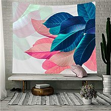 Colorful Leaves Tapestry for Living Room Bohemian