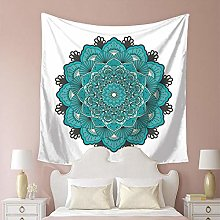 Colorful Mandala Tapestry Hippie Wall Coverings