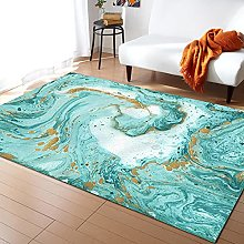 Colorful marble turquoise rugs for bedroom rugs