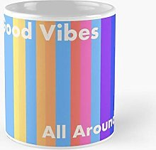 Colorful Vibes Chrome Good Pastel Indie Funky 90S
