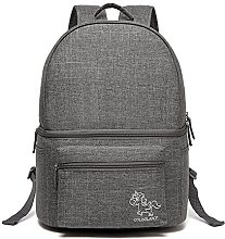 Colorland Lacey Lunch Cooler Bag Grey