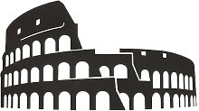 Colosseum Wall Decoration - Wall Art Wall - for