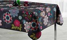 Colourful Tablecloth: Springie/160cm Round