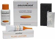 Colourlock Leather Fresh Dye 30 ml & Fluid Leather