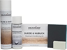 COLOURLOCK Suede & Nubuck Cleaning & Care Kit for