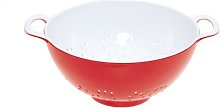 Colourworks Melamine Colander KitchenCraft Size: