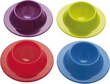 Colourworks Silicone Egg Cups KitchenCraft