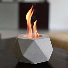 Colsen Tabletop Rubbing Alcohol Fireplace Indoor