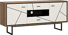 Colton 2 Door 2 Drawer TV Unit