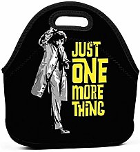 Columbo - Just One More Thing Insulated Lunch Bag