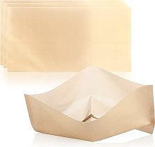 COM-FOUR® 4X Toast Bags Extra Large, Reusable