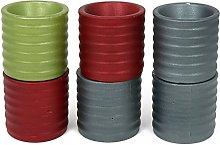 com-four® 6x [!!! B-WARE !!!] ceramic tealight