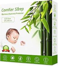 Comfier Sleep Next to me Crib Mattress Protector