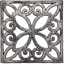 Comfify Decorative Cast Iron Trivet For Kitchen Or