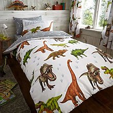 Comfort Collections Pair Of Curtain Childrens Kids