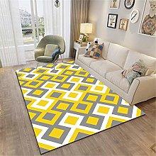 Comfortable Carpet Creative geometric short piles