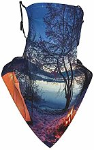 Comfortable Windproof mask,Dark Night Camping Tent