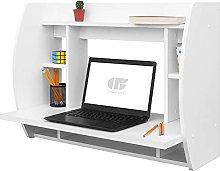 COMIFORT Wall-Mounted Desk - Floating Work Station