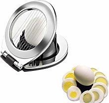Comius Sharp 2 in 1 Egg Slicers, Stainless Steel
