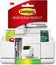 Command Under Sink Sponge Caddy, 1 Caddy, 4