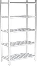 Commercial 5 Tier Catering Storage Rack Shelf