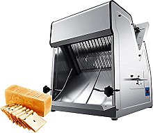 Commercial Bread Slicer Machine, 5-15inch