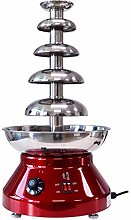 Commercial Chocolate Fountain Machine 4/5 Tiers