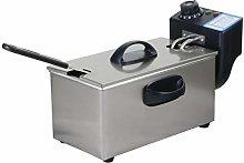 Commercial Electric Countertop Deep Fryer,