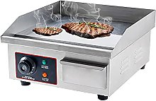 Commercial Electric Countertop Griddle Kitchen