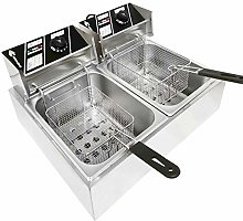 Commercial Electric Deep Fryer Stainless Steel