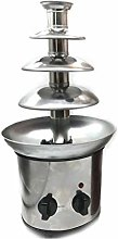 Commercial Four-Layer Chocolate Fountain,