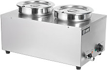 Commercial Heat Bain Marie Electric Soup Sauce