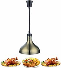Commercial Heat Lamp Food Warmer Light with 29cm