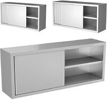 Commercial Kitchen Wall Cupboard Stainless Steel