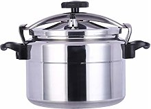 Commercial Large Capacity Aluminum Pressure Cooker