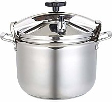 Commercial pressure cooker 304 stainless steel