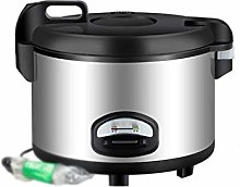 Commercial Rice Cooker, Large-Capacity Stainless
