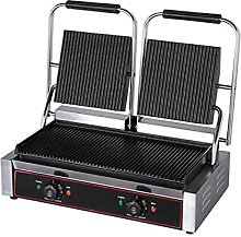 Commercial Sandwich Maker Electric Indoor Panini