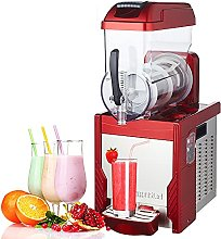 Commercial Slushy Machine,15L Frozen Ice Shaving